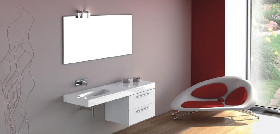 Geacryl waschtische auf ma und badm bel badezimmer direkt for Badmobel direkt