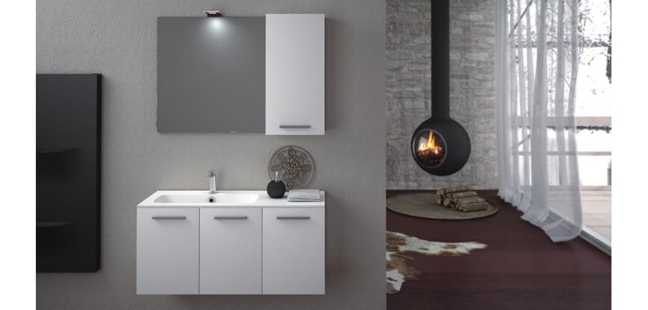 kleine waschtische nur 40 cm tief badezimmer direkt. Black Bedroom Furniture Sets. Home Design Ideas