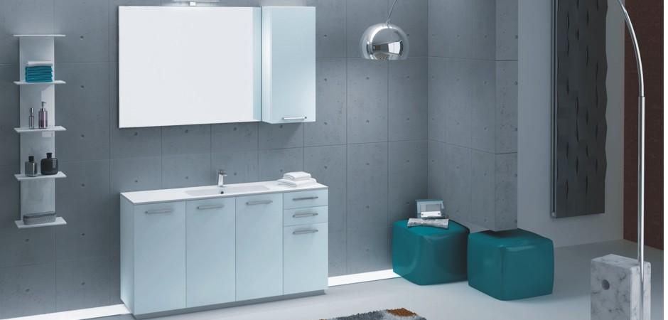 badm bel programm i40 f r kleine badezimmer badezimmer. Black Bedroom Furniture Sets. Home Design Ideas