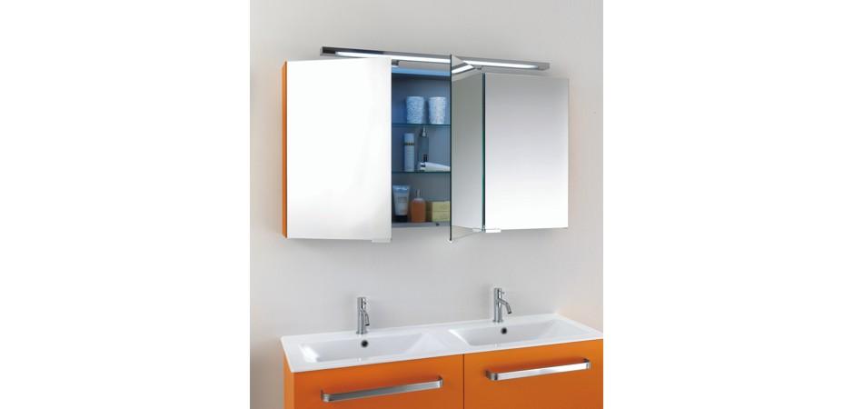 badm bel programm i40 f r kleine badezimmer badezimmer direkt. Black Bedroom Furniture Sets. Home Design Ideas