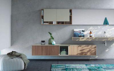 LE CORNICI 04 | HPL-Waschtisch auf Maß 180 cm