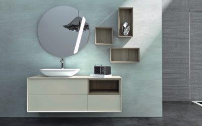 MODULA 108 | Waschplatz mit Auflagebecken 140 cm