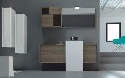 MODULA 116 | Designer-Waschtisch FONTE