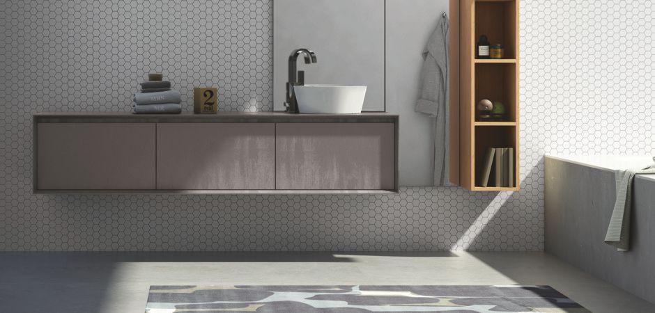 Modula H 123 Waschplatz Mit Auflagebecken 180 Cm Badezimmer Direkt