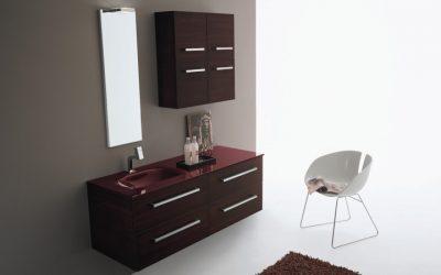 OLA L-521 | Glaswaschtisch auf Maß 140 cm breit