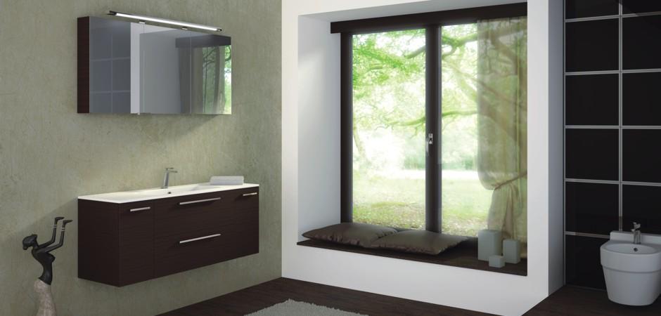 VR 06 | Mineralguss-Waschtisch auf Maß 120 cm