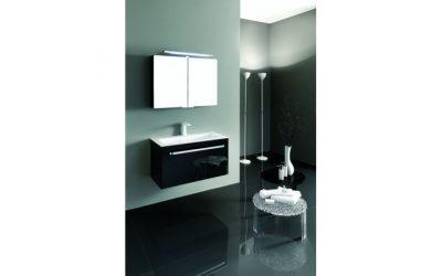 i40 05 | Waschtisch aus Tecnoril 80 cm x 40 cm tief