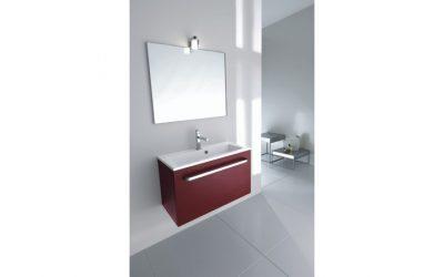 i40 06 | Mineralguss-Waschtisch 80 cm x 40 cm tief