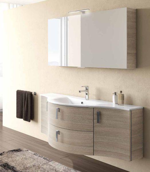 Badmöbel und Waschtisch FLASH ML43687