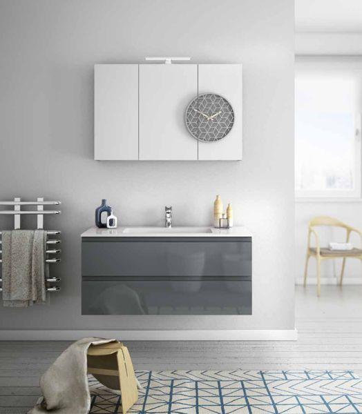 Badmöbel und Waschtisch FLASH ML44274